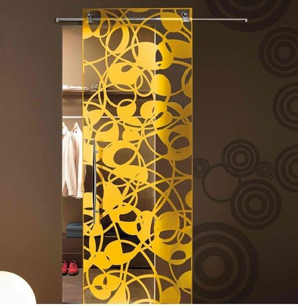Вдъхновяващи модерни стъклени врати в нашия дом