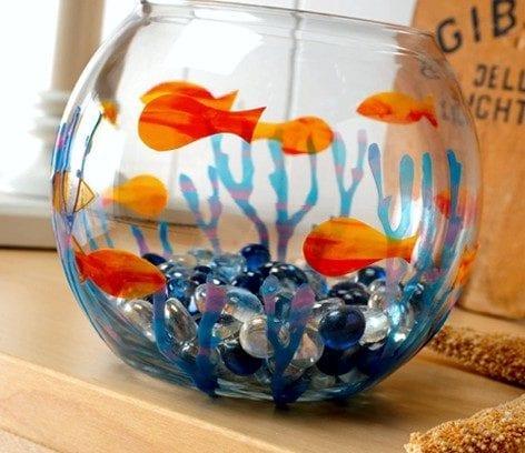 Как да освежим стъклото в нашия дом