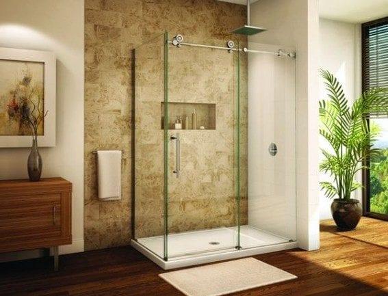 10 идеи за душ-кабини за модерен облик на вашата баня