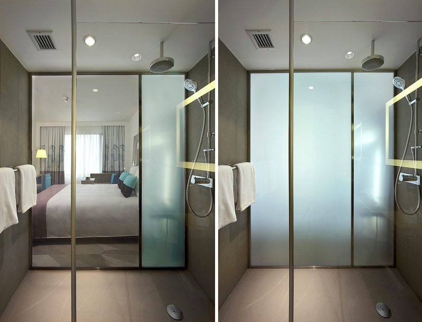 Electric Privacy Glass