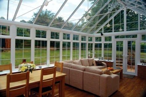 Стъкленият покрив като част от архитектурния дизайн на нашия дом