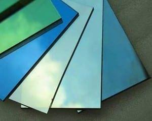 Слънцезащитно стъкло