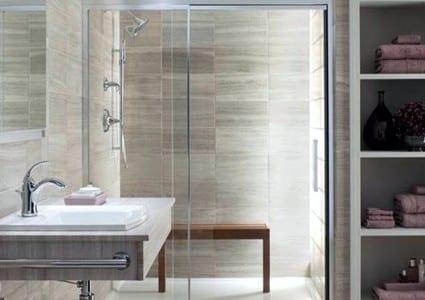 Как да почистим душ-кабината