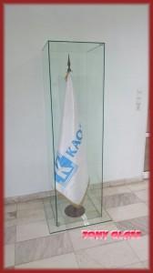 Знаме и витрина