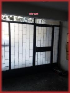Стъкла за входна врата